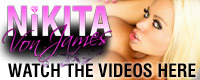 Nikita Von James Official Site