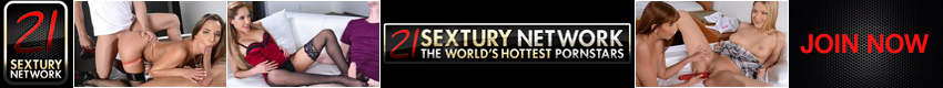"21 Sextury - ""TIME LIMITED SPECIAL OFFER - Join for $0.95"" Here at 21 Sextury we have a delicious array of hardcore scenes and beautiful solo masturbation, to anal and lesbian must sees.  Check out the various niches available here.  You won't be disappointed!"